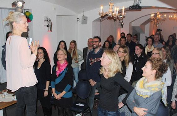 Rhetorik-Seminar 'Schlagfertig in 4 Stunden' in München