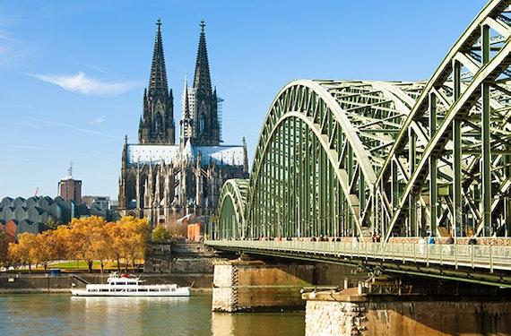 Rikscha Tour in Köln (1 Stunde)