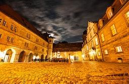Rittermahl im Schloss Thurnau