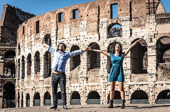 Rom-Auszeit für 2