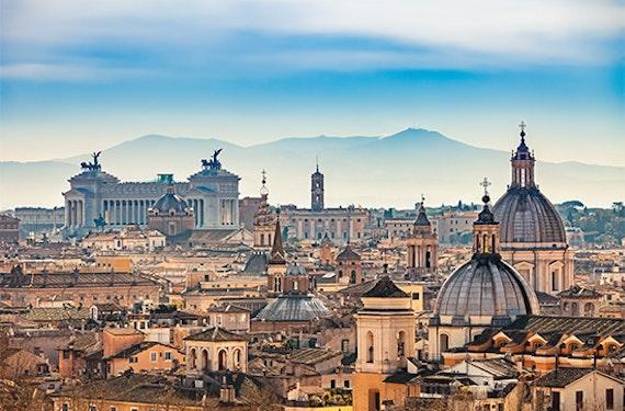 Städtetrip Rom mit Sightseeing Tour für 2 (3 Tage)