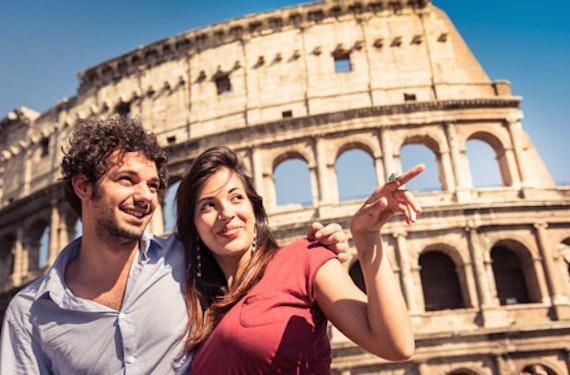 Kurzurlaub im Bungalow bei Rom