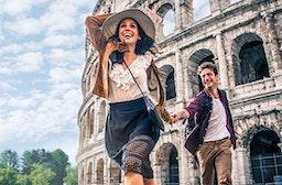 Romantik-Kurzurlaub in Rom für 2