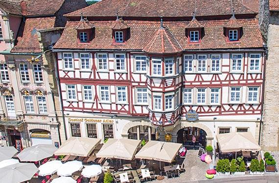 Romantikwochenende Schwäbisch Hall für 2