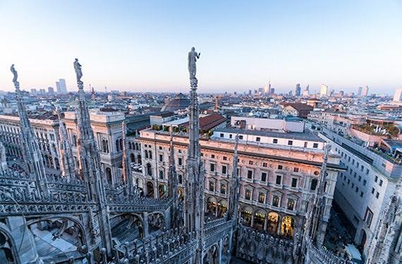 Romantischer Kurzurlaub in Mailand für 2