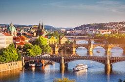 Kurzurlaub Prag mit Dinner-Schifffahrt für 2 (3 Tage)