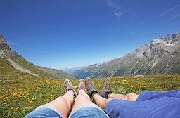 Romantischer Kurzurlaub im Wallis für 2