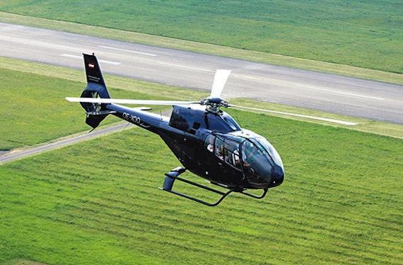 Hubschrauber Rundflug (20 Min.)