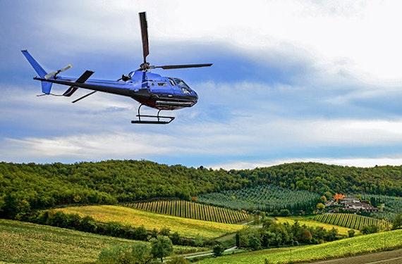 Hubschrauber Rundflug (30 Min.)