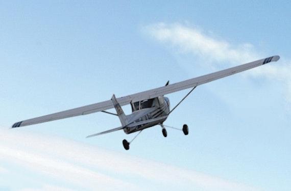 Rundflug im Flugzeug (60 Min.)