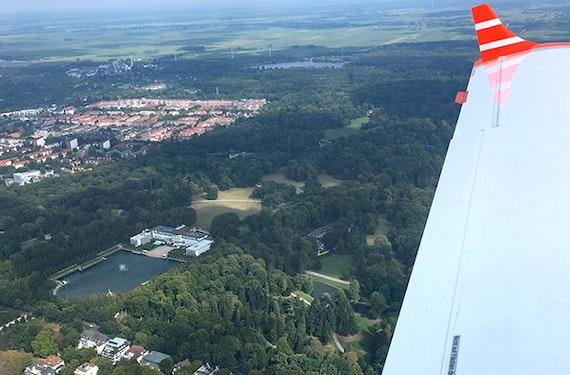 Rundflug im Ultraleichtflugzeug (30 Min.)