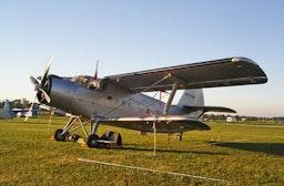 Doppeldecker Rundflug Österreich
