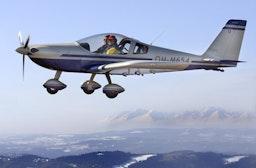 Rundflug im Ultraleichtflugzeug (60 Min.)
