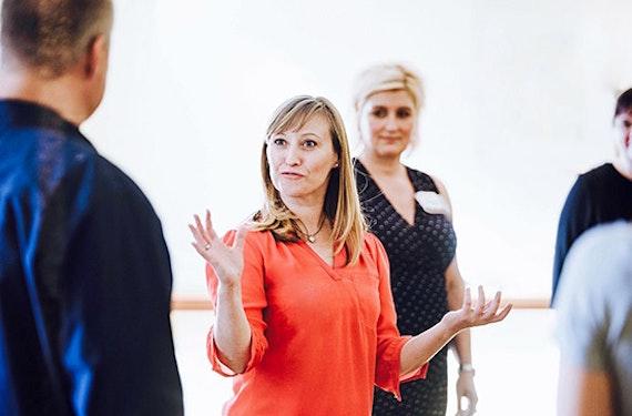 Schauspielkurs mit Gabrielle Odinis in München