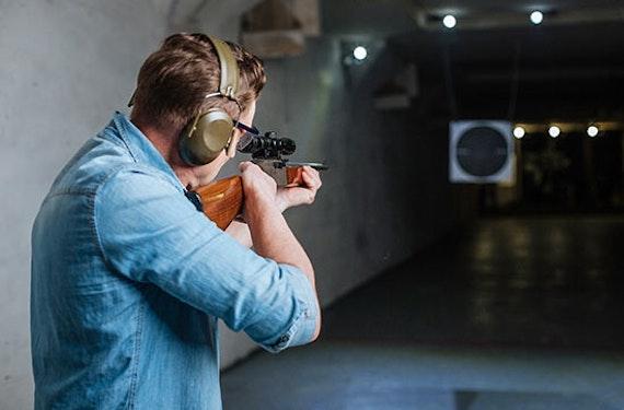 Schießtraining Gewehre & Handfeuerwaffen