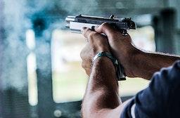 Sportschützen-Training Pistole & Revolver
