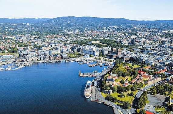 Kreuzfahrt Kopenhagen - Oslo für 2