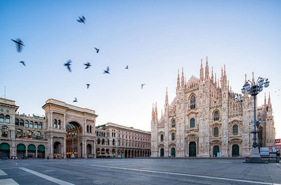 Schlemmen & Übernachten in Mailand für 2