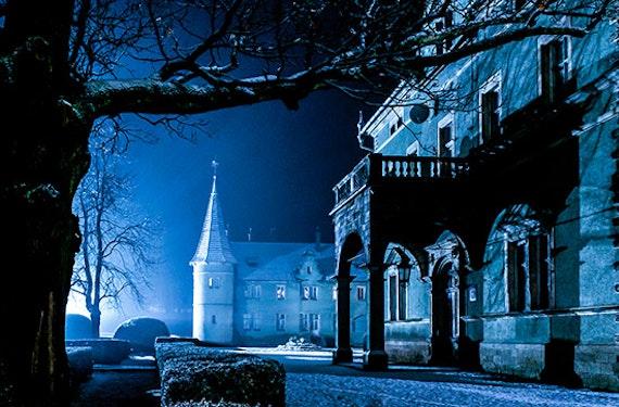 Gruselstunde auf Schloss Drachenburg