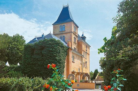 Kurzurlaub im Schloss Edesheim für 2