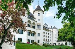 Wellness-Kurzurlaub im Schloss Raum Liezen für 2