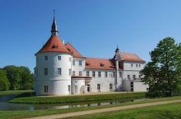 Schlossurlaub bei Brandenburg für  2