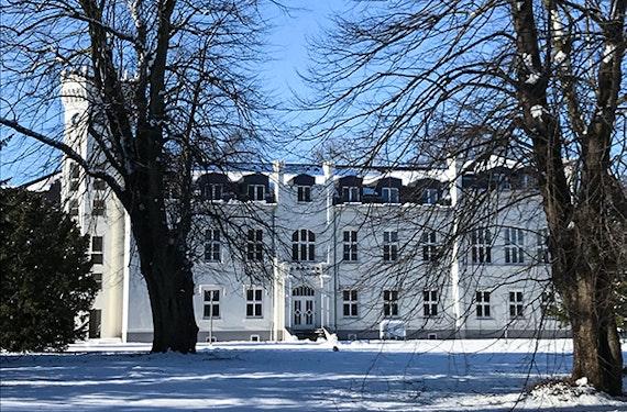Schlosshotel in Groß Mohrdorf für 2 (2 Nächte)