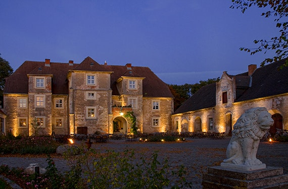 Schlosshotel Mellenthin für 2 (1 Nacht)