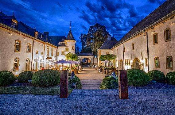 Schlosshotel Urspelt für 2 (1 Nacht)