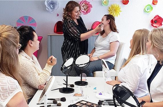 Make-up Workshop online (2,5 Stunden)