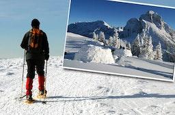 Schneeschuhtour & Übernachtung im Iglu