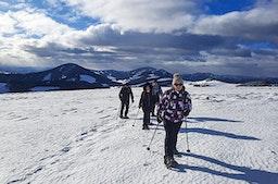 Schneeschuhtour Steiermark (4 Std.)