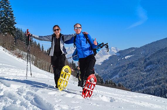 Schneeschuhtour mit LVS-Training