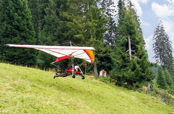 Drachen-Fliegen Schnuppertag Schweiz