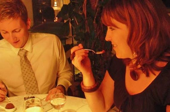 Romantisches Schokoladen-Dinner für 2 in Karlsruhe