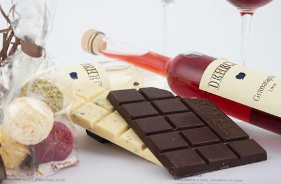 Schokoladen- und Spirituosen-Tasting Raum Mainz