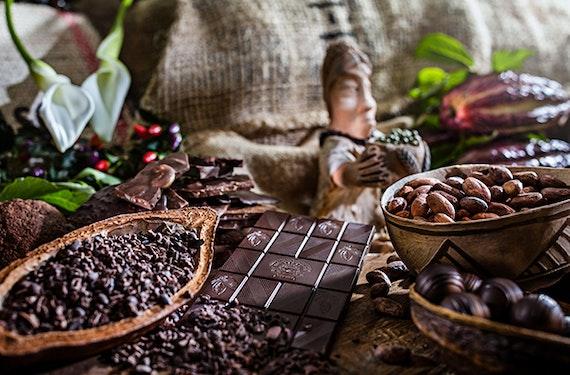 Schokoladenverkostung in Essen