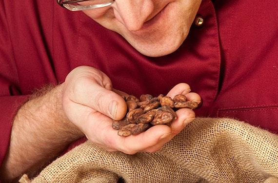 Schokoladenverkostung Online