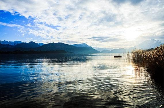 Kuscheltage im Schweizer Chalet am Vierwaldstätter See für 2
