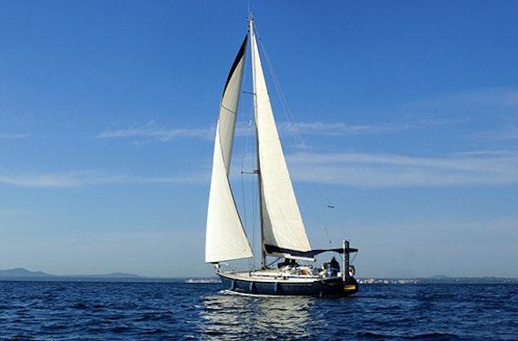 Segelyacht-Ausflug auf Mallorca
