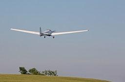 Motor-Segelfliegen (60 Min.)
