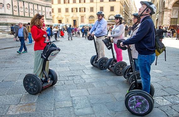 Segway Tour Florenz