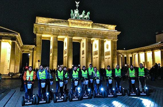 Segway-Nachttour durch Berlin