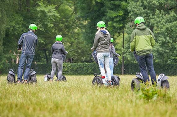 Segway Offroad-Tour in Berchtesgaden