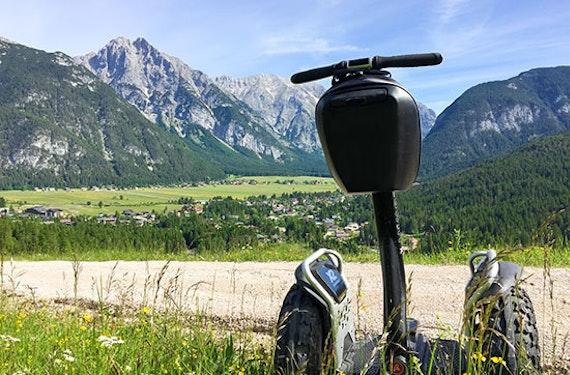Kurztrip Tirol mit Segway Tour für 2