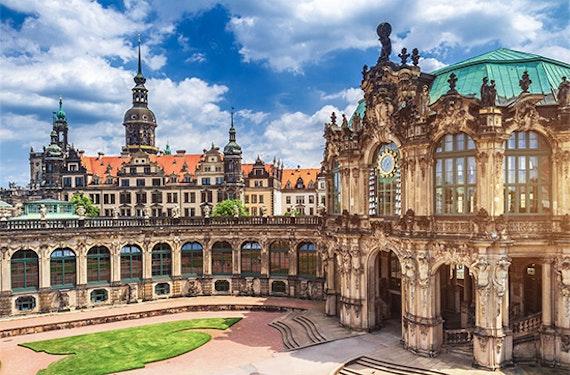 Städtetrip Dresden mit Semperoper-Führung für 2 (2 Tage)