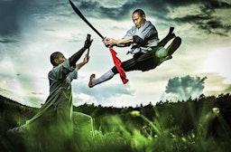 Kung Fu-Erlebnistag im Shaolin-Tempel Europe