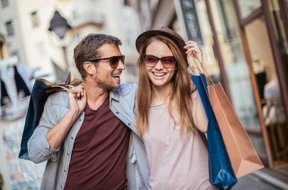 Shopping Wochenende München für 2 (3 Tage)