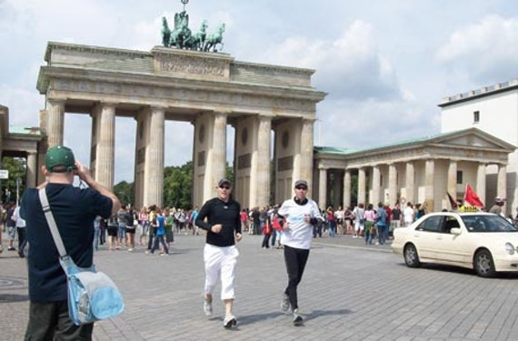 Sightseeing & Jogging Berlin