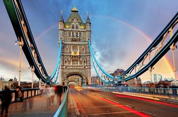 Städtetrip London mit Tower Bridge & Tower für 2 (3 Tage)